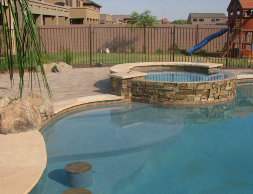 Anasazi Pool and Spa
