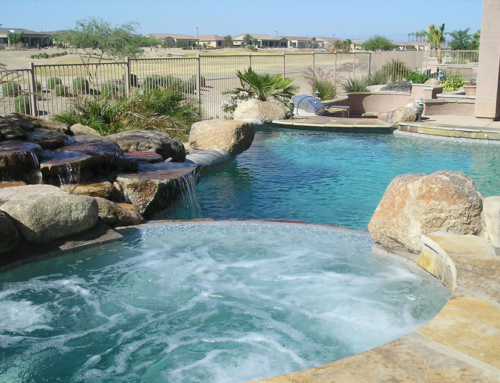 Arizona Anasazi Swimming Pool and Spa