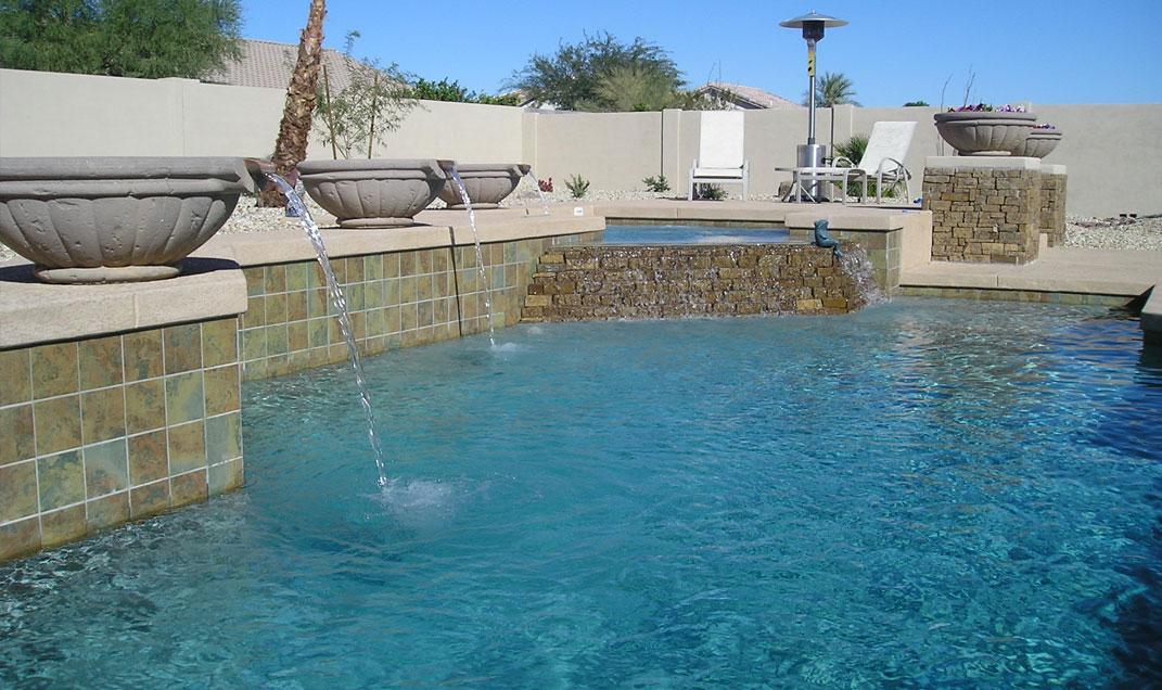Arizona Swimming Pool - Anasazi
