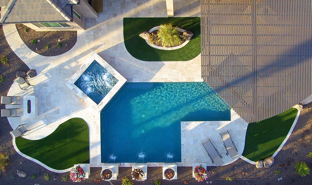 Anasazi AZ Swimming Pool