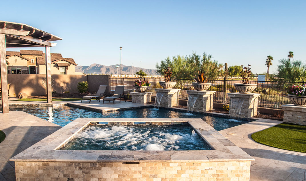 Anasazi Swimming Pool and Spa
